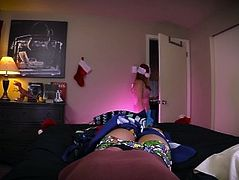 Step Mother Relieves Christmas Morning Wood FULL VERSION