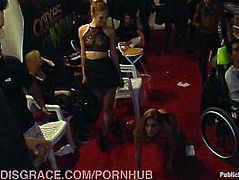 Public Orgy In Front Of Thousands