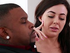 Whitney Wright gets fucked by BBC