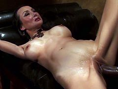 Hot cum tribute video featuring sexually charged slut Ange Venus