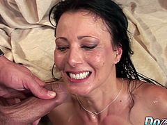 Housewife Zoey Holloway Screws a Porn Stud Right in Front of Her Husband