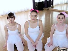 Girls out west orgy hd first time Ballerinas