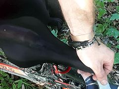 Lycra Cycling tribute for User