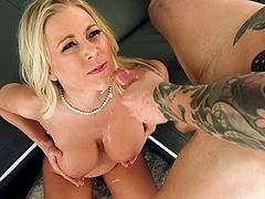 Fantasy porn with naked mommy, Katie Morgan