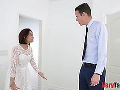 Fucking mama previous to her wedding