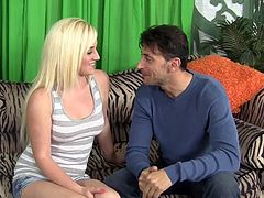 Brooke Whispers Filled To Overflowing With Her Man's Spunk