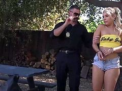 carmen caliente didn't expect such cruel punishment for her bad behavior