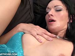 Roug Interracial sex between white hot girl and a black guy