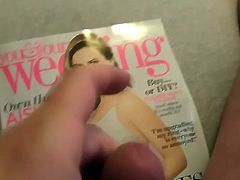 Cumming on You and Your Wedding Magazine