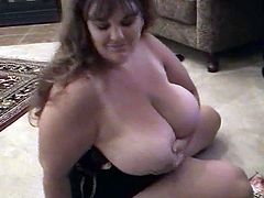 Amateur Big Boobs Woman Blowjob And cum Face