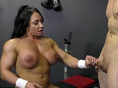 Brandi - Naughty Workout