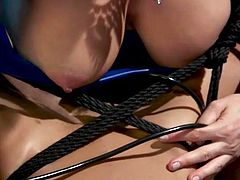 Ryan Keely found a new lesbian lover for herself and she is going to show the ebony babe new heights of sexual pleasure with kinky bdsm. Join and enjoy lesbian ass spanking, bondage, punishment & hardcore sex.