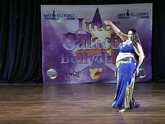 Beautiful Tatiana BELLY Dance
