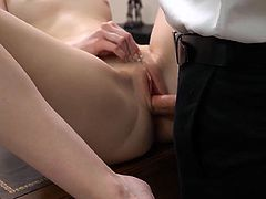 Blonde Teen Mormon Sister Fucked To Orgasm By Brother Steele