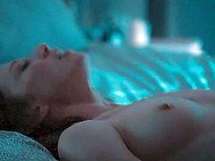 Carrie Coon Topless Sex in The Leftovers On ScandalPlanetCom