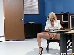impetuous sex action in the workplace