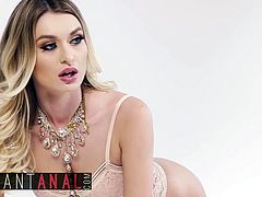 BABES - Elegant Anal - Natalia Starr Mick Blue - Model Behavior