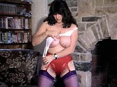 Let's Stick Together, Susie Q - vintage hairy strip dance