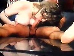 Beautiful Curly Haired Shona Loves To Fuck  ( Vintage )