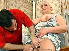 There he is this lousy dude having to fuck his grandmother in this hot porn scene . Enjoy or not , this naughty porn scene in HD video today