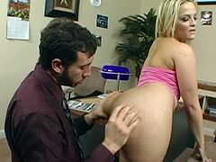 Alexis Texas  - fat booty blonde fucked hard