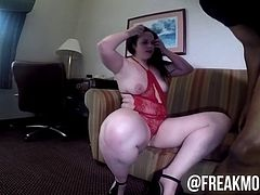 Thick Ass PAWG (Phat Booty PAWG Fucks BBC.1) 1080p