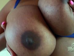 Maserati(Jamaican) is a SEXY-THICK-ASS-BIG-36K-BOOBS-EBONY-MILF who loves MASTURBATING & SHOWING-OFF HER THICK CURVES & BIG-36K-BOOBS!!!