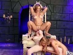 Abbey & Marie Are Play Great Around And Love On Each Other On Love Things Are Good Of Each Other And Sexy Katha On Room And Charge For Sexy Oral Great Orgasm Lesbian