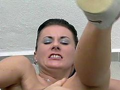 German horny uncle fucking hot sexy bitches in family film